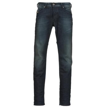 衣服 男士 直筒牛仔裤 Diesel 迪赛尔 BELHER 蓝色 / Fonce