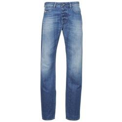 衣服 男士 直筒牛仔裤 Diesel 迪赛尔 BUSTER 蓝色 / 米色