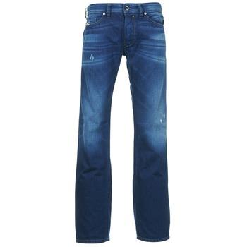 衣服 男士 直筒牛仔裤 Diesel 迪赛尔 SAFADO 蓝色 / Fonce