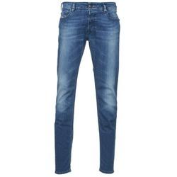 衣服 男士 紧身牛仔裤 Diesel 迪赛尔 SLEENKER 蓝色 / Edium