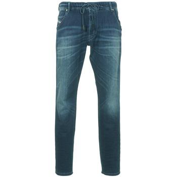 衣服 男士 直筒牛仔裤 Diesel 迪赛尔 KROOLEY 蓝色 / Fonce