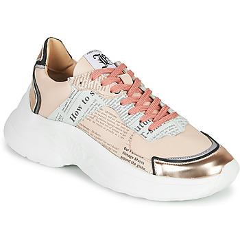 鞋子 女士 球鞋基本款 John Galliano 3645 玫瑰色