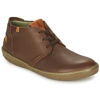 鞋子 男士 短筒靴 El Naturalista METEO 棕色