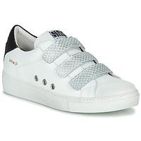 鞋子 女士 球鞋基本款 Semerdjian VIP 白色 / 银灰色