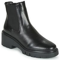 鞋子 女士 短筒靴 Unisa JEROME 黑色