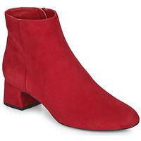 鞋子 女士 短靴 Unisa LOLI 红色
