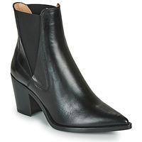 鞋子 女士 短靴 Unisa MUNIS 黑色