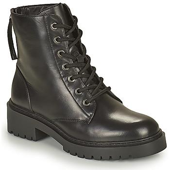 鞋子 女士 短筒靴 Unisa JISPER 黑色