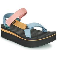 鞋子 女士 凉鞋 Teva FLATFORM UNIVERSAL 多彩