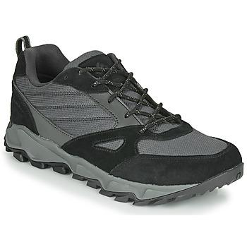 鞋子 男士 多项运动 Columbia 哥伦比亚 IVO TRAIL WATERPROOF 黑色 / 灰色