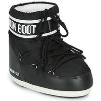 鞋子 女士 雪地靴 Moon Boot MOON BOOT CLASSIC LOW 2 黑色