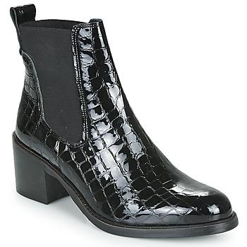 鞋子 女士 短靴 Myma KIOLI 黑色