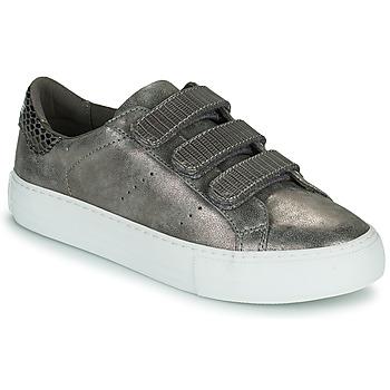 鞋子 女士 球鞋基本款 No Name ARCADE STRAPS 灰色