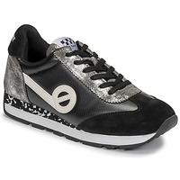 鞋子 女士 球鞋基本款 No Name CITY RUN JOGGER 黑色 / 白色