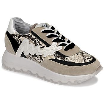 鞋子 女士 高帮鞋 Meline  米色 / Python