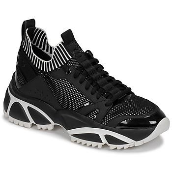 鞋子 男士 球鞋基本款 Michael by Michael Kors LUCAS 黑色 / 白色