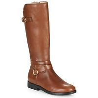鞋子 女孩 都市靴 Acebo's 9863-CUERO-T 棕色