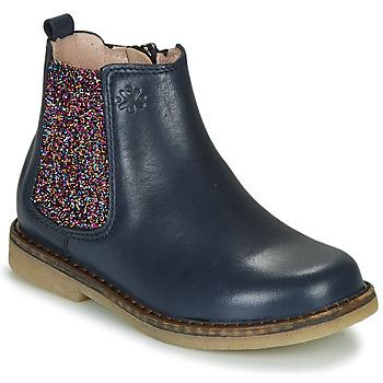鞋子 女孩 短筒靴 Acebo's 5274-MARINO-J 海蓝色