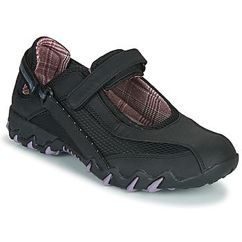 鞋子 女士 运动凉鞋 Allrounder by Mephisto NIRO 黑色