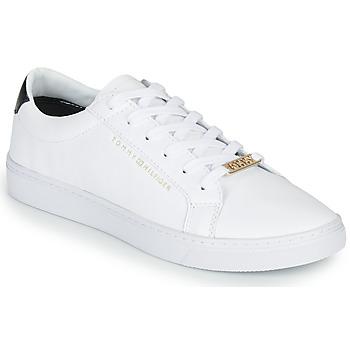 鞋子 女士 球鞋基本款 Tommy Hilfiger CUPSOLE SNEAKER 白色