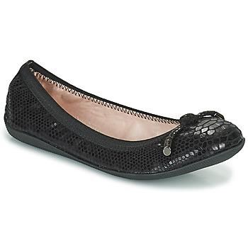 鞋子 女士 平底鞋 Les P'tites Bombes AVA 黑色