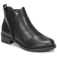 鞋子 女士 短筒靴 Les P'tites Bombes AKINA 黑色