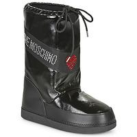 鞋子 女士 雪地靴 Love Moschino JA24022G1B 黑色