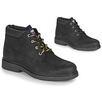 鞋子 男士 短筒靴 Tommy Jeans LOW CUT TOMMY JEANS BOOT 黑色