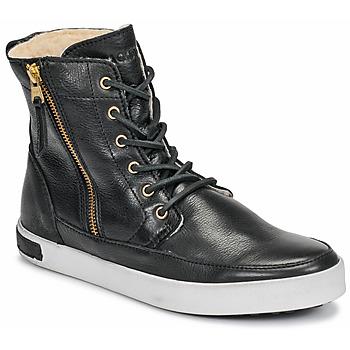 鞋子 女士 高帮鞋 Blackstone  黑色