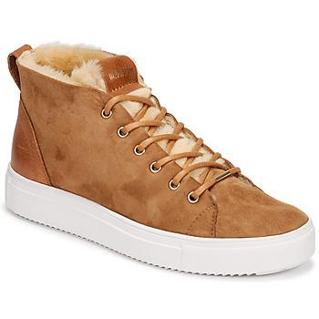 鞋子 女士 高帮鞋 Blackstone  棕色