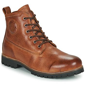 鞋子 男士 短筒靴 Blackstone  棕色