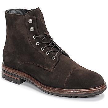 鞋子 男士 短筒靴 Blackstone UG20 黑色