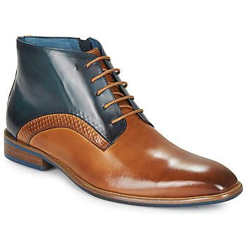 鞋子 男士 短筒靴 Kdopa HARRIS 棕色 / 蓝色