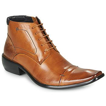 鞋子 男士 短筒靴 Kdopa KYRIAKOS 驼色