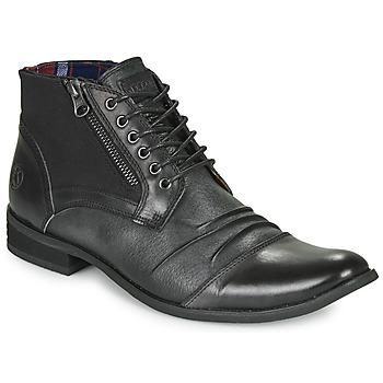 鞋子 男士 短筒靴 Kdopa TOM 黑色