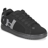 鞋子 男士 板鞋 DC Shoes COURT GRAFFIK 黑色 / 灰色