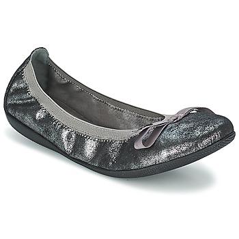 鞋子 女士 平底鞋 Les P'tites Bombes ELLA METAL 银色