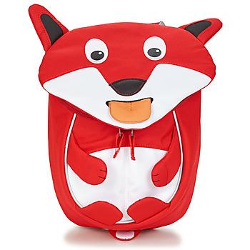 包 儿童 双肩包 Affenzahn FRIDA FOX 橙色
