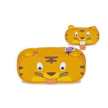 包 儿童 笔袋 Affenzahn TIMMY TIGER 黄色