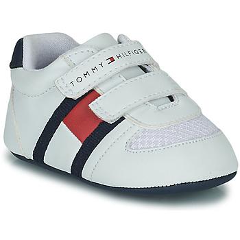 鞋子 儿童 球鞋基本款 Tommy Hilfiger  白色