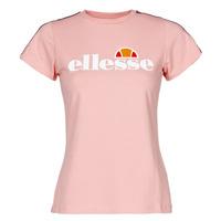 衣服 女士 短袖体恤 艾力士 MALIS 玫瑰色