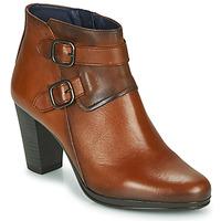 鞋子 女士 短靴 Dorking JIN 棕色