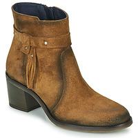鞋子 女士 短靴 Dorking AMBRA 棕色
