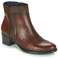 鞋子 女士 短靴 Dorking ALEGRIA 棕色