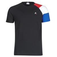 衣服 男士 短袖体恤 Le Coq Sportif 乐卡克 ESS TEE SS N°10 M 黑色