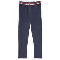 衣服 女孩 多口袋裤子 Ikks XR23002 蓝色