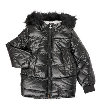 衣服 女孩 棉衣 Ikks XR41122 黑色