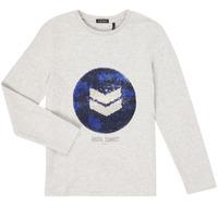 衣服 男孩 长袖T恤 Ikks XR10273 灰色