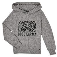 衣服 男孩 羊毛衫 Ikks XR18113 灰色
