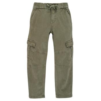 衣服 男孩 工装裤 Ikks XR22033 卡其色